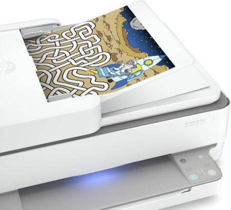 HP DeskJet Plus Ink Advantage 6475 обзор