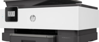 HP OfficeJet 8013 обзор