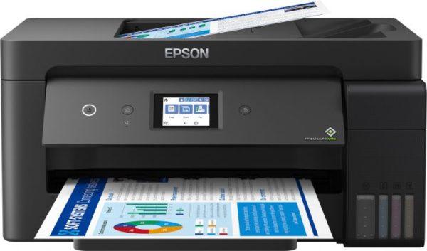 обзор принтера и мфу Epson EcoTank L14150