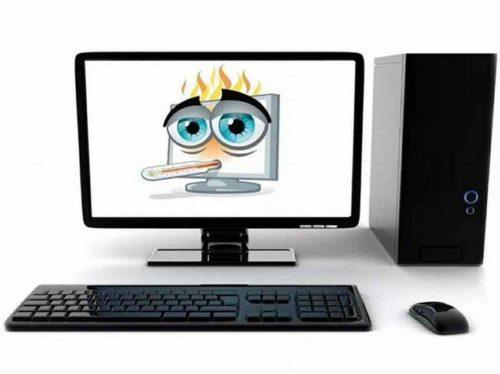 Сломался компьютер, что делать