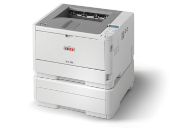 принтер OKI B412dn