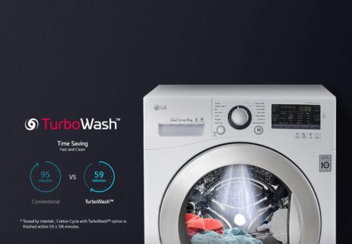 Рейтинг стиральных машин LG