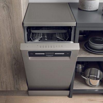 Рейтинг узких посудомоечных машин