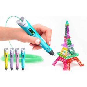 Рейтинг лучших 3D-pen для детей и новичков