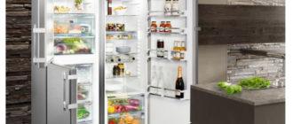 Рейтинг лучших холодильников Либхерр